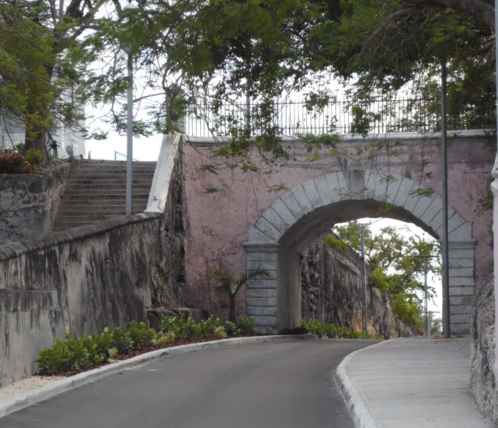 Gregory's Arch